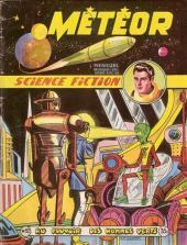 Météor (1re Série - Artima) -52- Au pouvoir des hommes verts