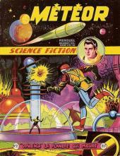 Météor (1re Série - Artima) -55- Ophénia, la planète qui meurt