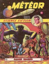 Météor (1re Série - Artima) -56- Planète prohibée