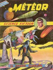 Météor (1re Série - Artima) -57- La comète ecarlate