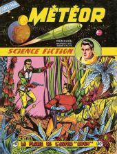 Météor (1re Série - Artima) -61- La flore de l'astre eden