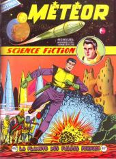 Météor (1re Série - Artima) -62- La planéte des fusées perdues