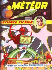 Météor (1re Série - Artima) -63- L'ére du prophéte électronique