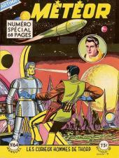 Météor (1re Série - Artima) -64- Les curieux hommes de thorp (n° spécial)