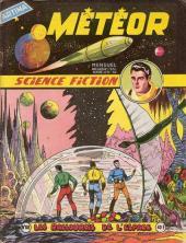 Météor (1re Série - Artima) -68- Les raccourcis de l'espace