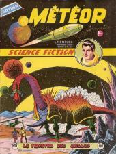 Météor (1re Série - Artima) -69- Le monstre des sables