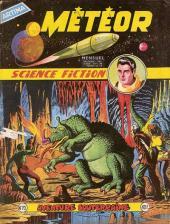 Météor (1re Série - Artima) -70- Aventure souterraine