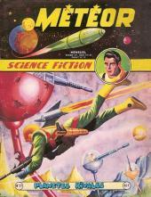Météor (1re Série - Artima) -77- Planètes rivales