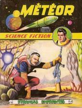 Météor (1re Série - Artima) -84- Étranges empreintes
