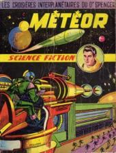 Météor (1re Série - Artima) -REC- Reliure des n° 9-10-11-12-13-14