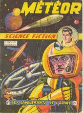 Météor (1re Série - Artima) -1- Les conquérants de l'espace
