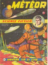 Météor (1re Série - Artima) -4- Aventure sur la Lune...