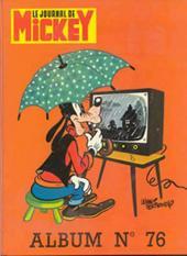 (Recueil) Mickey (Le Journal de) -76- Album n°76 (n°1315 à 1325)