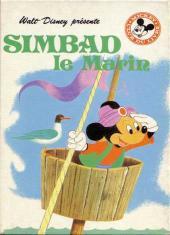Mickey club du livre -233- Simbad le marin
