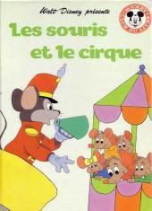 Mickey club du livre -237- Les souris et le cirque