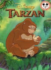 Mickey club du livre -239- Tarzan