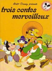 Mickey club du livre -246- Trois contes merveilleux