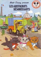 Mickey club du livre -27- Les aristochats désobéissants