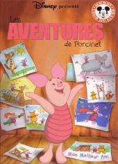 Mickey club du livre -35- Les aventures de Porcinet