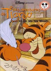 Mickey club du livre -37- Les aventures de Tigrou et de son ami Winnie