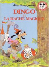 Mickey club du livre -84- Dingo et la hache magique
