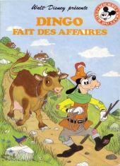 Mickey club du livre -90- Dingo fait des affaires