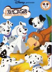 Mickey club du livre -4- Les 102 dalmatiens