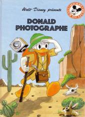 Mickey club du livre -97- Donald photographe