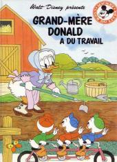 Mickey club du livre -110- Grand-mère Donald a du travail