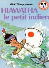 Mickey club du livre -114- Hiawatha, le petit indien