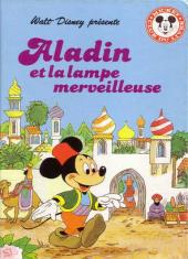 Mickey club du livre -7- Aladin et la lampe merveilleuse
