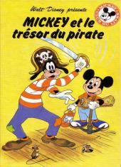 Mickey club du livre -139- Mickey et le trésor du pirate