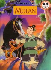 Mickey club du livre -152- Mulan