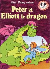Mickey club du livre -163- Peter et Elliott le dragon