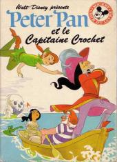 Mickey club du livre -168- Peter Pan et le Capitaine Crochet