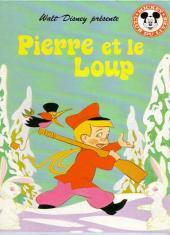 Mickey club du livre -177- Pierre et le loup