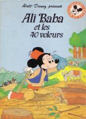 Mickey club du livre -13- Ali Baba et les 40 voleurs
