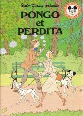 Mickey club du livre -194- Pongo et Perdita