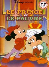 Mickey club du livre -197- Le prince et le pauvre