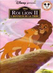 Mickey club du livre -215- Le roi lion 2 - L'honneur de la tribu