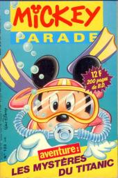 Mickey Parade -123- Les mystères du titanic