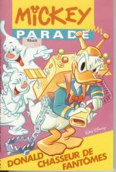 Mickey Parade -134- Donald chasseur de fantômes