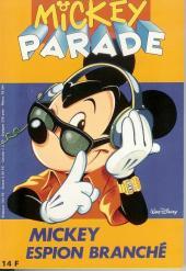 Mickey Parade -142- Mickey espion branché