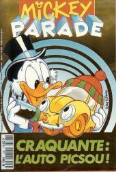 Mickey Parade -148- Craquante : l'auto picsou
