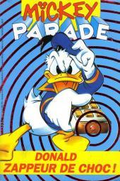 Mickey Parade -159- Donald, zappeur de choc !