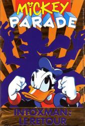 Mickey Parade -163- Intoxman : le retour