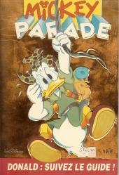 Mickey Parade -189- Donald : suivez le guide !
