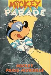 Mickey Parade -192- Mickey passe-muraille