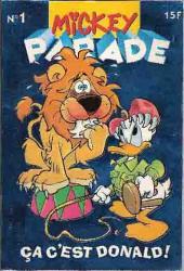 Mickey Parade -205- Ça c'est Donald ! (N°1)
