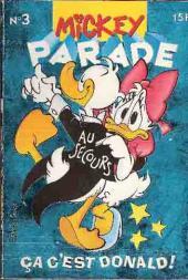Mickey Parade -207- Ça c'est Donald ! (N°3)